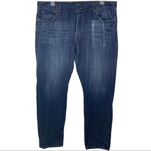 Lucky Brand 221 Original Straight Mens Jeans 40x32